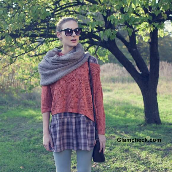 Fall Dressing Tips - Casual Winter Layering