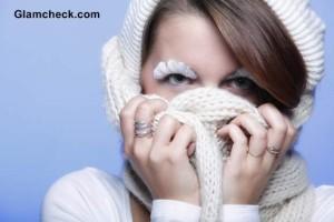 Glamcheck Beauty Trends – Feather Eyelashes