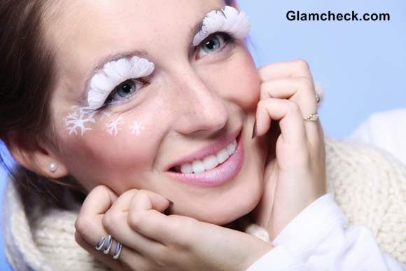 Glamcheck Beauty Trends Feather Eyelashes for Winters