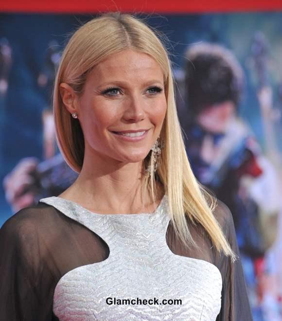 Gwyneth Paltrow Shares Detox Menu