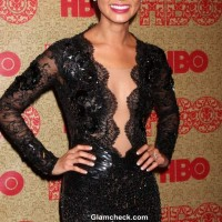 Jamie Chung at the HBO 2014 Golden Globe Party at Beverly Hilton Hotel