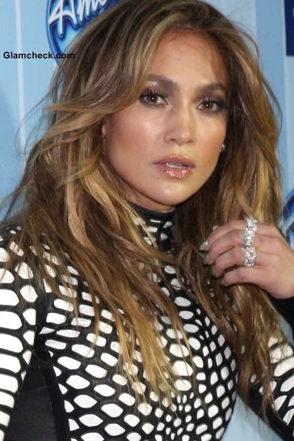 Jennifer Lopez at American Idol Season 13 Screening