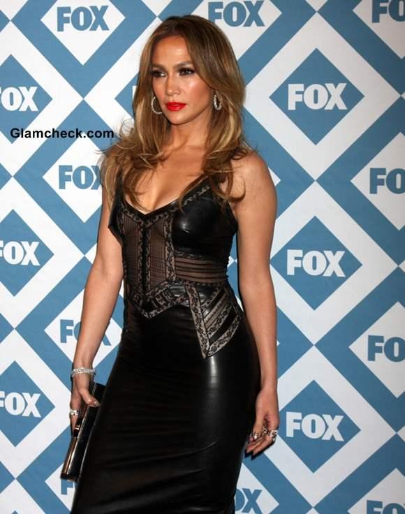 Jennifer Lopez at the FOX TCA Winter 2014