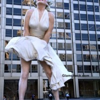 Marilyn Monroe White Dress Voted Best Outfit in Movie History