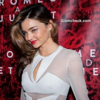 Miranda Kerr New Face of Hair Care Brand