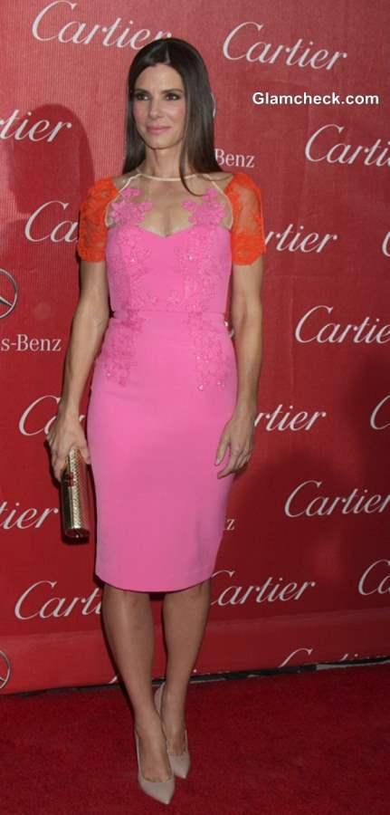 Sandra Bullock at the 2014 Palm Springs Film Festival Gala
