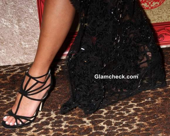 Strappy Ankle Heels