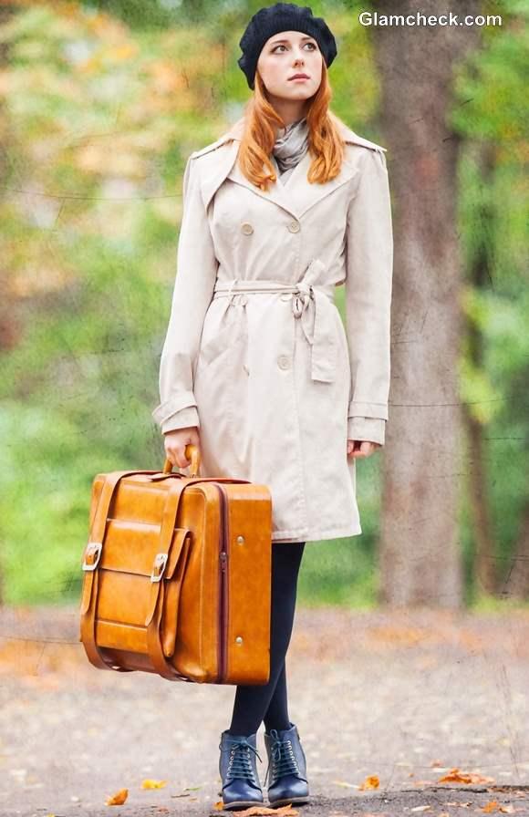 Winter Essential Coats for Women - Trench Coat