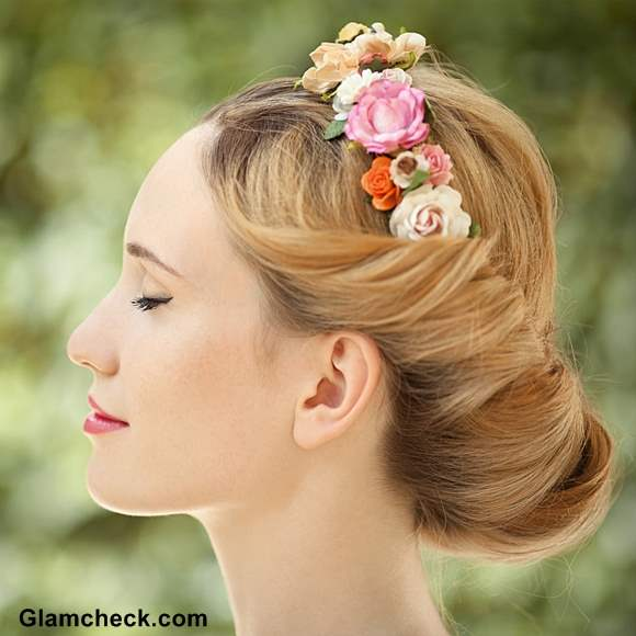 10 Soft Romantic Hairstyles for Valentines Day