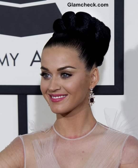Katy Perry at 59th Grammy Awards