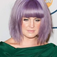 Kelly Osbourne 2014 Hair Color