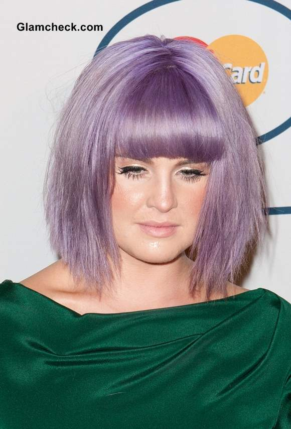Kelly Osbourne 2014 Hair Color