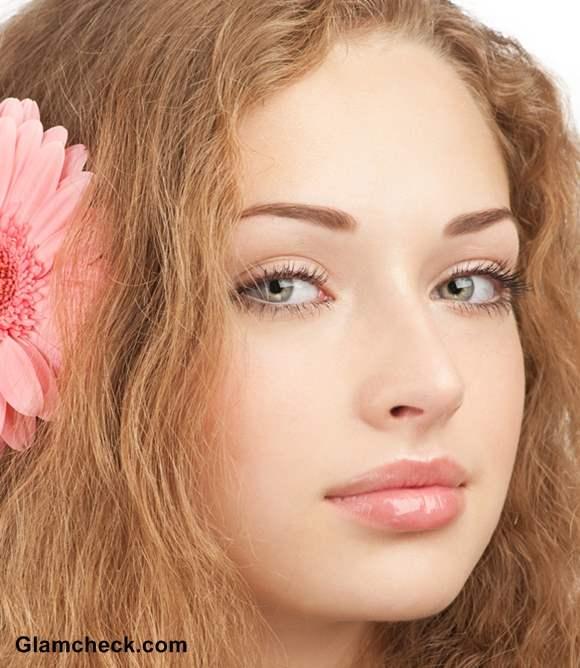 Natural Pink Makeup