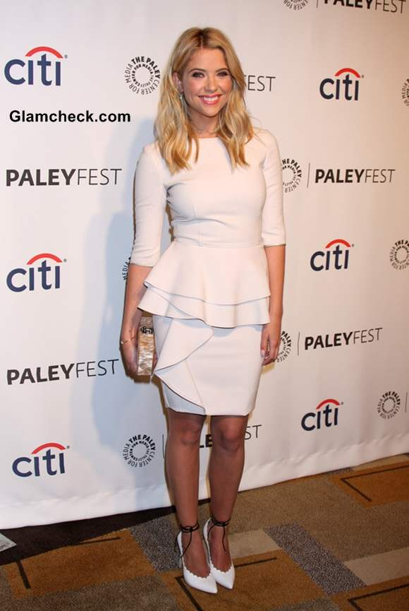 Ashley Benson at PaleyFEST Lost Reunion