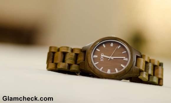 Fieldcrest Wood Watches by Jord