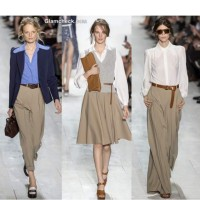 Khaki by Michael Kors Spring Summer 2014