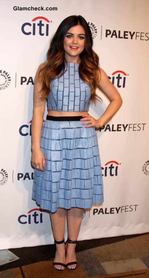 Lucy Hale at PaleyFEST Lost Reunion