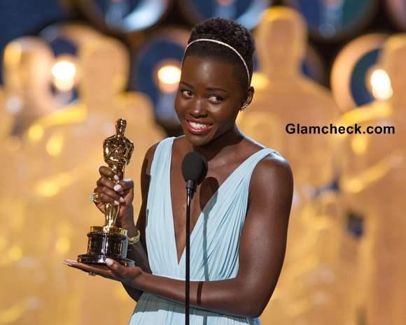 Lupita Nyong Oscars 2014