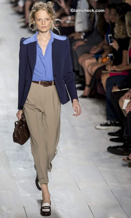 Michael Kors Collection for Spring Summer 2014