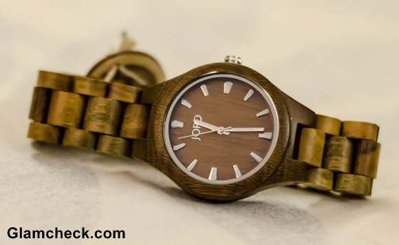 Product Review - Jord Wood Watches