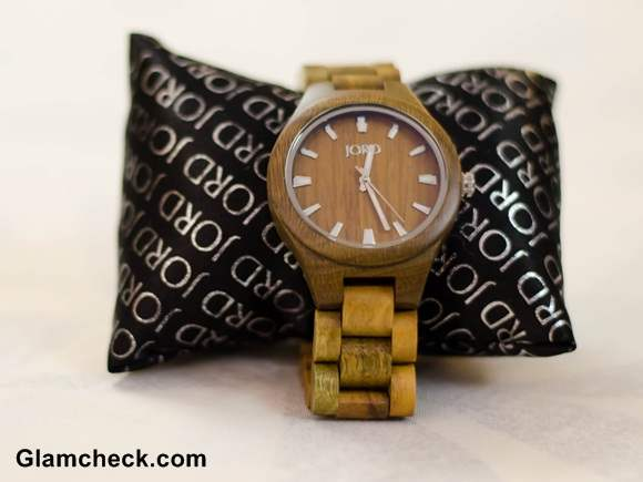 Review - Jord Wood Watches