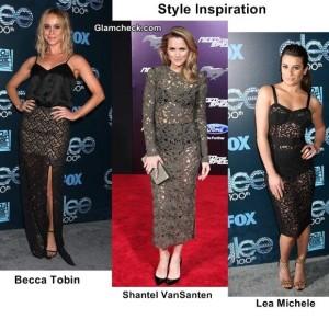 Lace Dresses – Style Inspiration