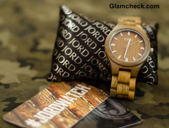 Wood Watches - Jord Review