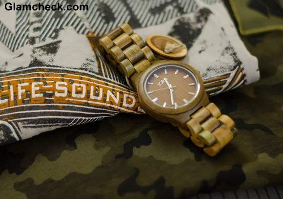 Wood Watches - Jord