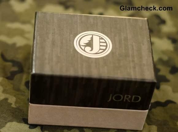 Wood Watches by Jord Fieldcrest Series