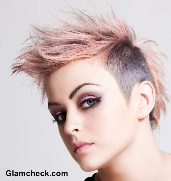 Punk Hairstyles And Hair Colors