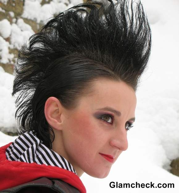 Punk Hairstyles pictures
