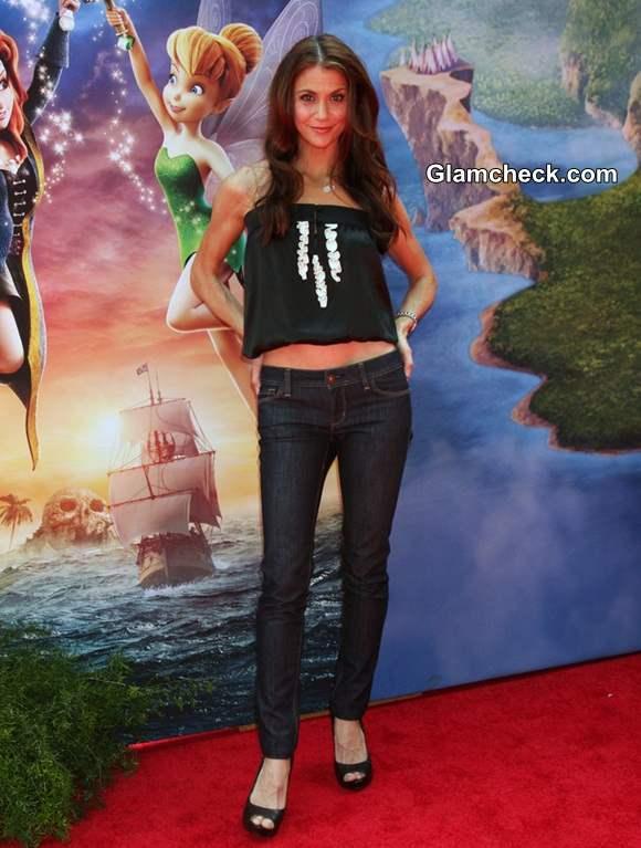 Samantha Harris 2014 at Pirate Fairy Premiere