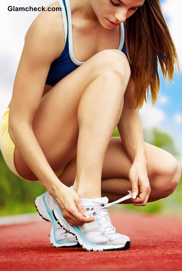 A Womans Guide to Picking Workout Shoes