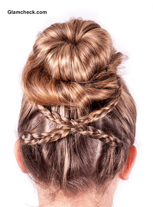 Braided Buns Hairstyles