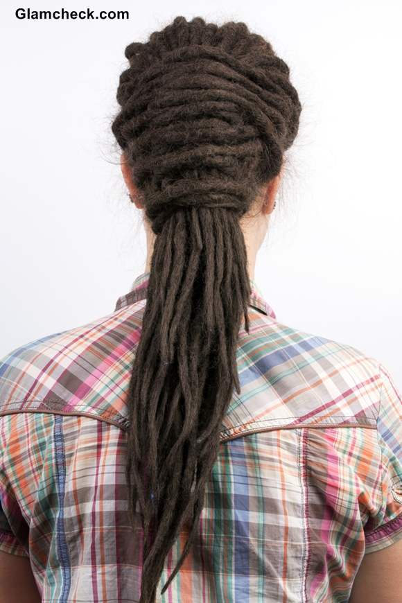 Dreadlocks Hairstyles styling