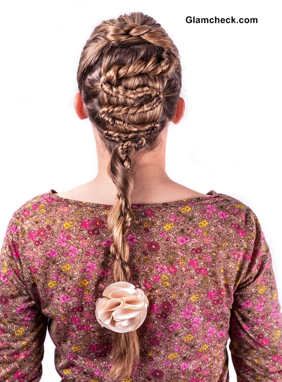 Fun Braided Hairstyles intricate braids