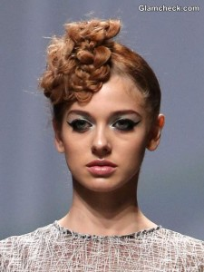 Hairstyle Trend S-S 2014 Timeless Braided Bun