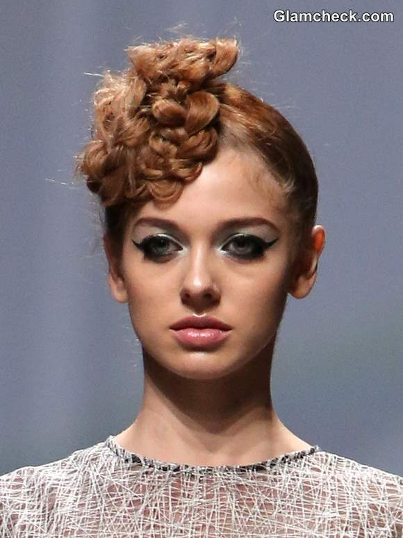 Hairstyle Trend S S 2014 Timeless Braided Bun