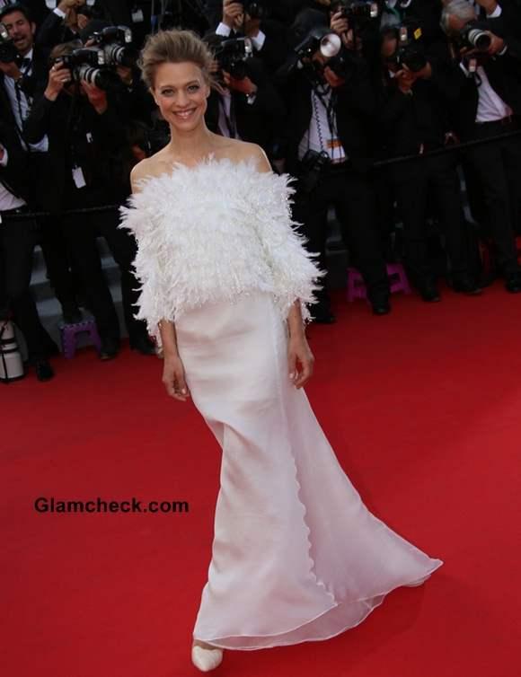 Heike Makatsch at Cannes 2014