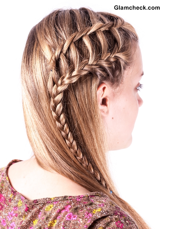 Intricate Braided hairstyles