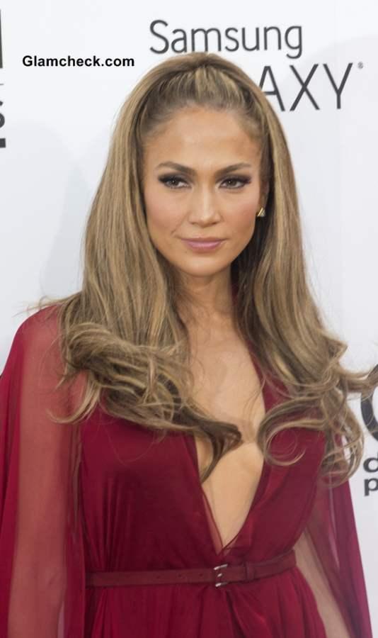 Jennifer Lopez Hairstyle at 2014 Billboard Music Awards