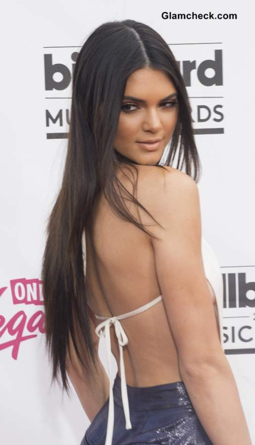 Kendall Jenner Hairstyle at 2014 Billboard Music Awards