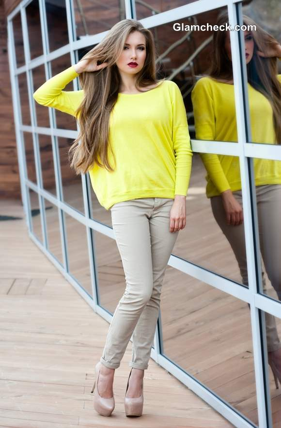 Chic in Yellow
