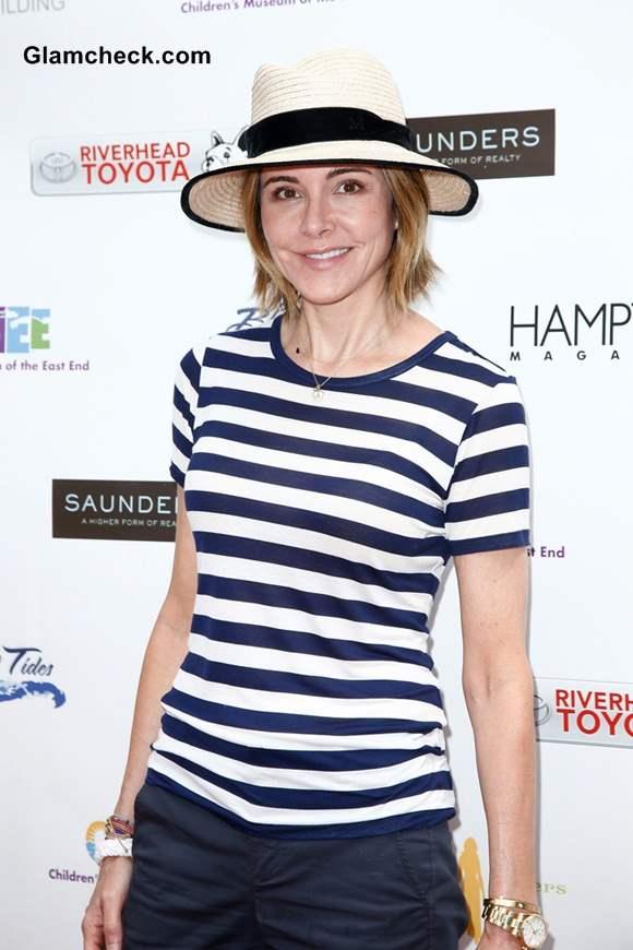 Actress Christa Miller 2014