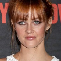 Ambyr Childers Sports Braids and Bangs