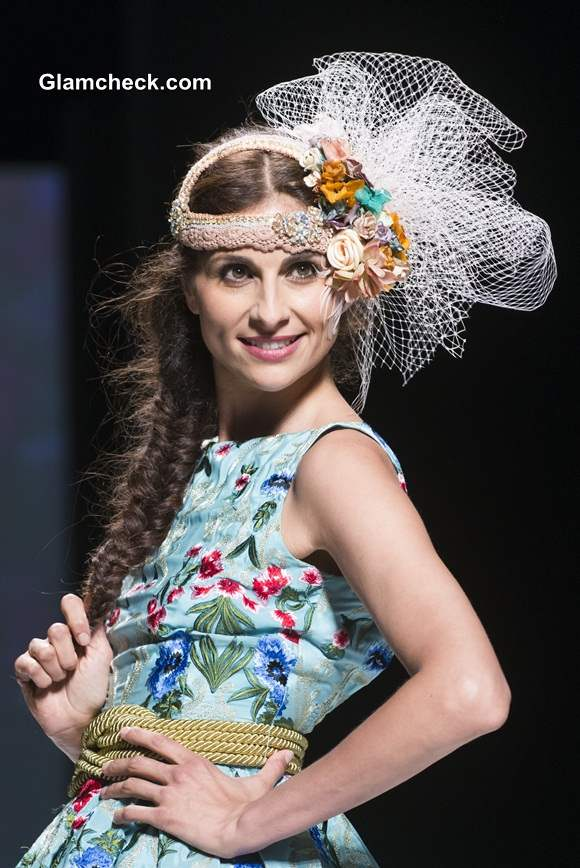Bridal Headgear Trends 2015