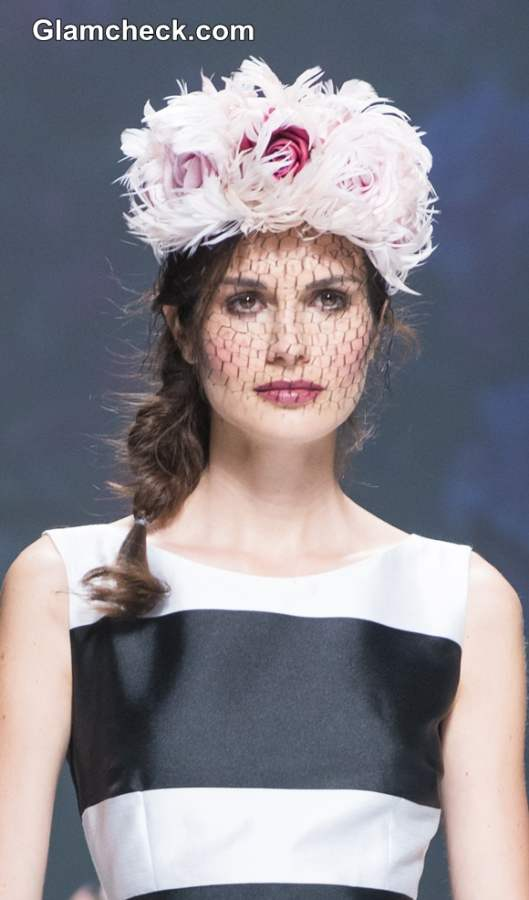 Bridal Trends 2015 - Headgears