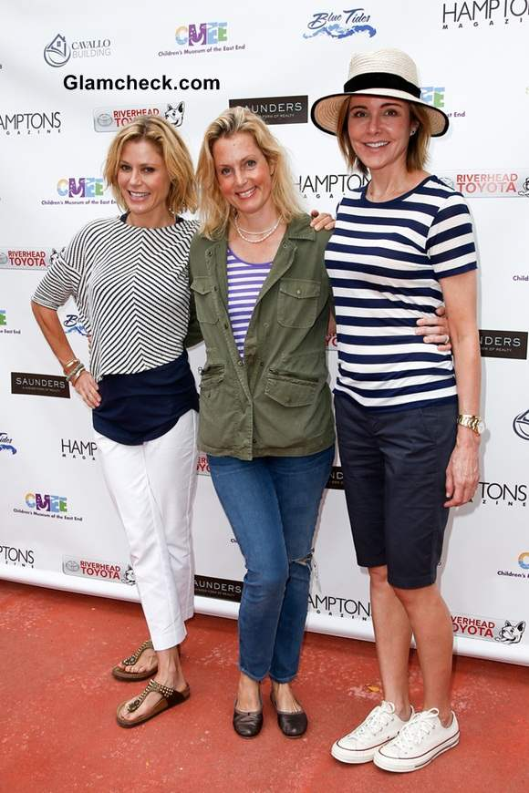 Celebs in Stripes at the 6th Annual Family Fair at CMEE