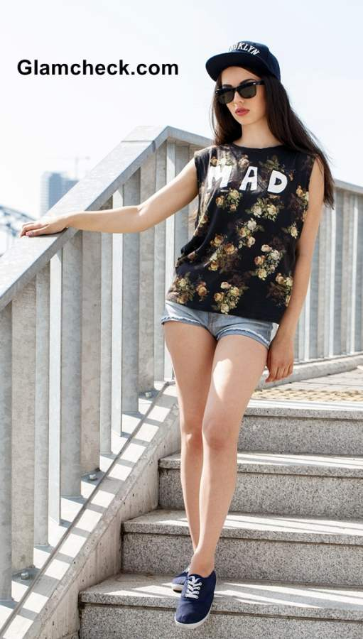 6 Totally Wearable College Looks - College Dressing Tips ...