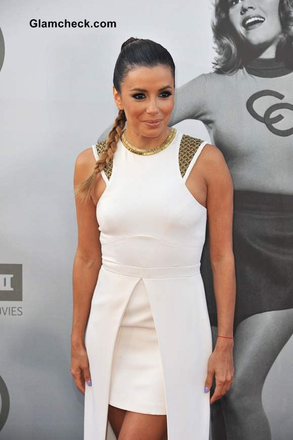 Eva Longoria at AFIs Life Achievement Awards 2014